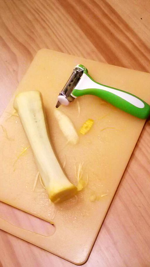 Spaghetti Schäler