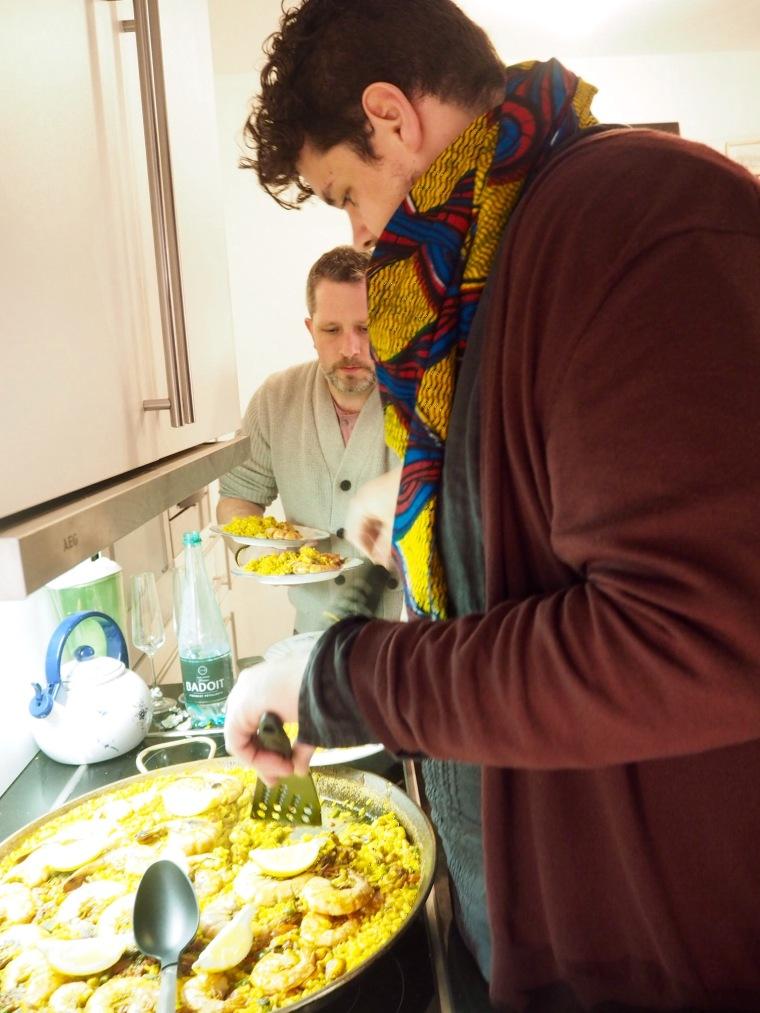 How too cook a paella