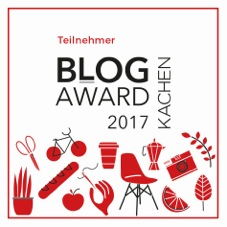 Blog Award Kachen